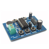 ISD1820 Sound Recording Module - with onboard Microphone