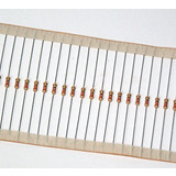 Resistors for use with LEDs - 3.3V, 5V, 6V, 9V, 12V - 100 pack