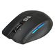 Gigabyte Optical Mouse (Wireless/Black-Blue/2000dpi/5 Buttons) - Aire M93 Ice