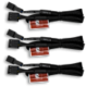 NA-SEC1 4-Pin PWM Fan Extension Cables, 3 pack