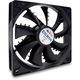Zalman Shark-Fin 120mm Fan (Anti-Vibration Silicone Pads and Pins) - ZM-F3