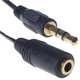 10M Audio cable - 3.5mm Stereo jack Male to 3.5mm Stereo jack Female