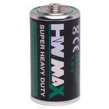 Hi-Watt Heavy Duty Zinc Chloride C Battery