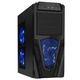 K2 Gaming Case with 120mm Blue Fan
