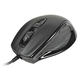 Gigabyte Optical Gaming Mouse (USB/Black/1600dpi/6 Buttons) - M6880X