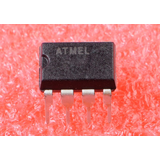 Atmel AT24C64 I2C Serial EEPROM - 8 pin DIP