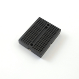 Solderless Breadboard Black - 170 tie points