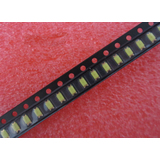 Surface Mount 1206 Series LEDs - Super Bright White, Blue, Red, Green - Pack Size 10, 25, 50 and 100 Great Value