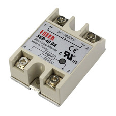 Solid State Relay SSR-40DA 3-32VDC 40amps