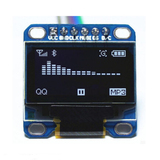 "OLED Display Module 1.3"" 128x64 SPI Blue"