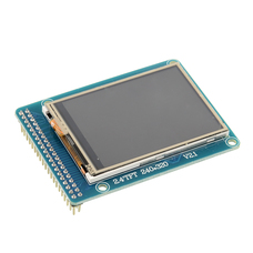 2.4 inch TFT LCD Module Display with Touch panel SD card 240x320