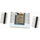 ESP8266 ESP-07 Remote Serial Port Transceiver WiFi and Adaptor Firmware v0.9.5.2