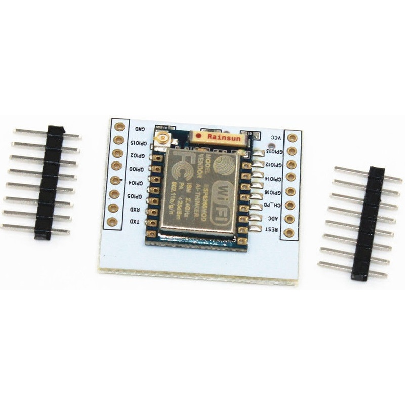 Stak - ESP8266 ESP-07 Remote Serial Port Transceiver WiFi and