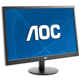 "AOC e2270Swn 21.5"" Widescreen TN LED Black Monitor (1920x1080/5ms/VGA)"