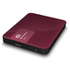 Western Digital 3TB My Passport Ultra Wild Berry 2.5