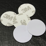 13.56MHZ 1K S50 NFC Tag PVC Waterproof Adhesive Label Mifare Smart RFID