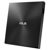 ASUS ZenDrive External Ultra-slim DVD Rewriter Black Retail with M-Disc - SDRW-08U7M-U (USB/DVD±R: 8x/CD-R: 24x)