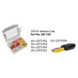 2273 Series Wago 2273-202 2273-203 2273-204 2273-205 2273-208 Full Set Case
