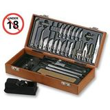 DURATOOL 35 Piece Hobby Knife Craft Tool Kit Set - NO SALE TO UNDER 18s