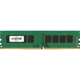 Crucial 4GB (1x4GB) Single Channel (UDIMM/DDR4 2400/17.0/1.2v)