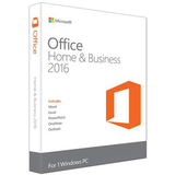 Office Home and Business 2016 32/64-BIT for 1 Windows PC - MLK