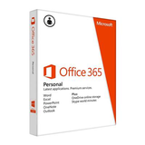 Microsoft Office 365 Personal (Product Key/1 PCs or Macs + Tablet/1 Year)