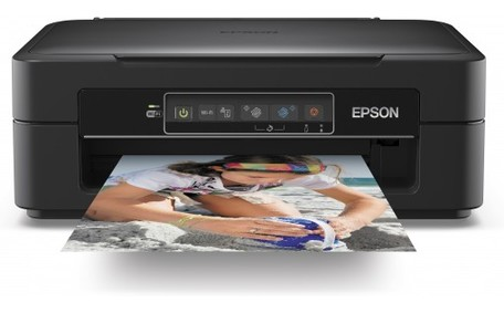 stak epson expression home xp 245 wireless multi function inkjet printer compact mobile printing. Black Bedroom Furniture Sets. Home Design Ideas
