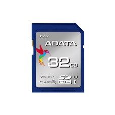 ADATA 32GB High Capacity Micro SD Card with SD Adapter, Class 10