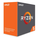 AMD Ryzen 5 1600X Retail WOF - (AM4/Hex Core/3.60GHz/19MB/95W)