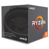 AMD Ryzen 5 1400 Retail Wraith Stealth - (AM4/Quad Core/3.20GHz/10MB/65W)