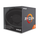 AMD Ryzen 3 1200 Retail Wraith Stealth - (AM4/Quad Core/3.10GHz/10MB/65W)