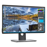 "Dell 27"" Widescreen IPS LED Black Monitor (3840x2160/5ms/DP/mDP/HDMI/USB/4K)"