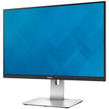 "Dell 24.1"" Widescreen IPS LED Black/Silver Monitor (1920x1200/6ms/2xHDMI/MDP/DP/DP OUT/USB)"