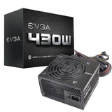 EVGA 430W ATX Power Supply - W Series - (Active PFC/80 PLUS White)