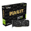 Palit GeForce GTX 1060 Dual (3GB GDDR5/PCI Express 3.0/1506MHz-1708MHz/8000MHz) (Stak: 0, Supplier: 25)