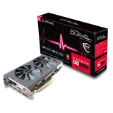 Sapphire RX 580 Pulse (8GB GDDR5/PCI Express 3.0/1366MHz/8000MHz)