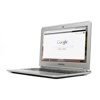 "Samsung Chromebook XE303 11.6"" Chrome Silver (Rxynos 5/16GB SSD/2GB DDR3L) - Grade A Microsoft Certified Refurbished"