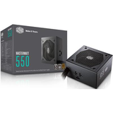 Cooler Master 550W ATX Modular Power Supply - MasterWatt 550 - (Active PFC/80 PLUS Bronze)