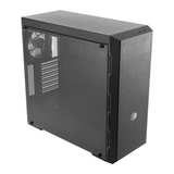 Cooler Master MasterBox MB600L Gunmetal Mini Tower Case (M-ITX/M-ATX/ATX)