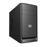 Cooler Master MasterBox E300L Black/Silver Mini Tower Case (M-ITX/M-ATX)