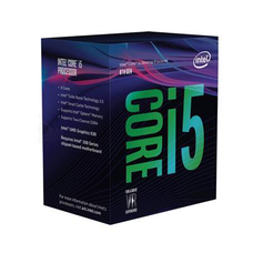 Intel Core i5-8400 Retail - (1151/Hex Core/2.80GHz/9MB/Coffee Lake/65W/Graphics)