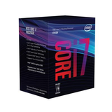 Intel Core i7-8700 Retail - (1151/Hex Core/3.20GHz/12MB/Coffee Lake/65W/Graphics)