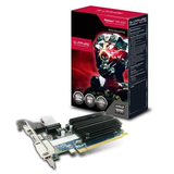 Sapphire Radeon R5 230 Silent (1GB DDR3/PCI Express 2.1/625MHz/1334MHz/Low Profile)