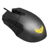 ASUS TUF Gaming M5 Optical Mouse (USB/Black/6200dpi/6 Buttons/RGB)