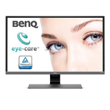 "BENQ EW3270U 31.5"" Widescreen VA LED Metallic Grey Multimedia Monitor (3840x2160/4ms/2xHDMI/DP)"