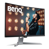 "BENQ EX3203R 31.5"" Widescreen VA LED Grey Curved Monitor (2560x1440/4ms/HDMI/DP)"