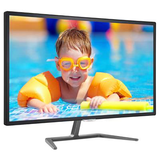 "Philips 31.5"" Widescreen IPS W-LED Black Glossy Multimedia Monitor (1920x1080/5ms/VGA/DVI/HDMI)"