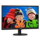 "Philips 23.8"" Widescreen IPS W-LED Black Multimedia Monitor (1920x1080/5ms/VGA/DVI/HDMI)"