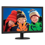 "Philips 27"" Widescreen TN W-LED Black Monitor (1920x1080/1ms/VGA/HDMI)"