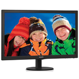 "Philips 27"" Widescreen TN W-LED Black Multimedia Monitor (1920x1080/1ms/VGA/DVI/HDMI)"